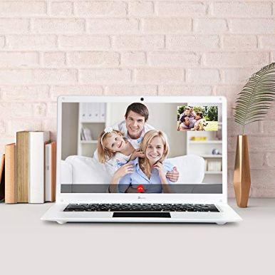 LincPlus-P3-Ordinateur-Portable-Windows-10-S-Notebook14-1080P-Full-HD-IPS-Intel-Celeron-N3350-4Go-RAM-64Go-Stockage-Netbook-Blanc-Clavier-Francais-AZERTY
