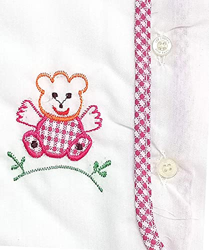 51NJbQIDKES KIDSKA® New child Child Cotton Jhabla New child Child Costume for Child (zero To six Months)