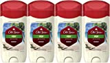 Old Spice Fresh Collection Deodorant Fiji Scent, 3 Ounce Sticks (Pack of 4)