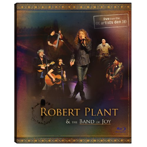 Robert Plant & The Band of Joy: Live from the Artists Den [Blu-ray]