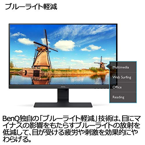 "51NRGkcvpsL Benq GW2283 21.5"" Full HD LED Monitor IPS Display Dual HDMI"
