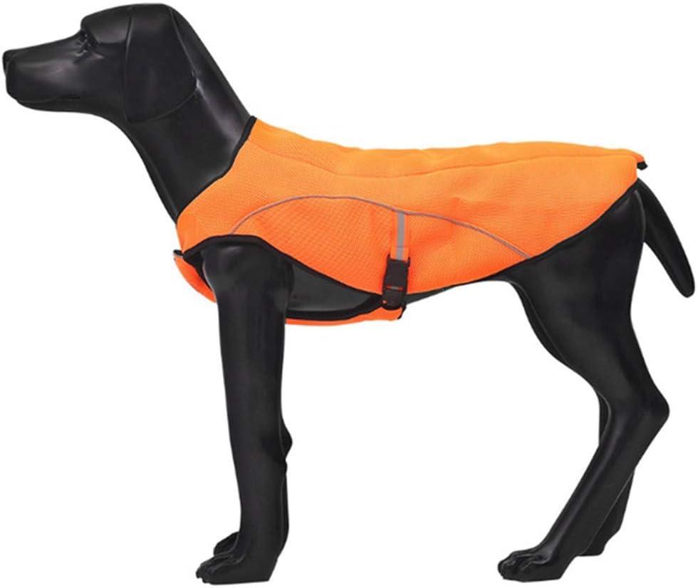 XDYFF Chaleco Refrescante Perro Chaleco de Refrigeración para Perros Chaleco Refrescante Perro Mediano y Grande
