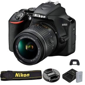 Nikon-D3500-DSLR-Camera-Kit-with-18-55mm-VR-Lens-Built-in-Wi-Fi-242-MP-CMOS-Sensor-EXPEED-4-Image-Processor-and-Full-HD-1080p-Video-Recording-at-60-fps-SnapBridge-Bluetooth-Connectivity