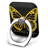 EdithL Mariah Carey Cellstand Finger Ring Stand Holder, Car Mount 360 Degree Rotation Universal Phone Ring Holder Kickstand for iPhone/iPad/Samsung