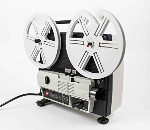 GAF DUAL Super 8MM & 8MM Movie Projector (Type II)
