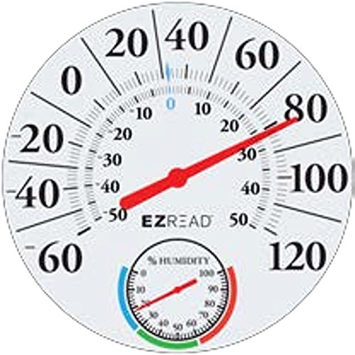 Headwind-Consumer-Products-840-1212-EZREAD-Dial-ThermometerHygrometer-Basic-White-125