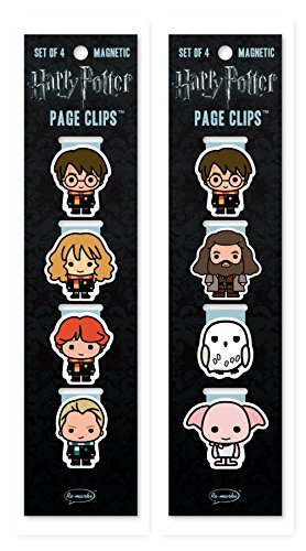 Re Marks Harry Potter Wizards And Hogwarts Page Clip 2 Pack