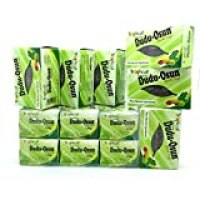 Black Soap 12 Bar Value Pack By Dudu Osun For African American Skin Care   African Black Soap Bars Made with Pure Natural Ingredients   Face and Body Wash for Cleansing, Nourishing, Protecting and Refreshing Your Skin   Each Soap Bar Contains Shea Butter,