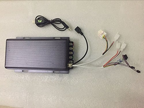 Super power SABVOTON 96V 100A 5000W Programable sine wave electric bike controller