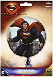 Amscan Superman Man of Steel Standard Foil Balloon