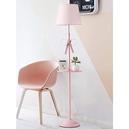 Home Lighting Princesse Vent Lampadaire Fille Style Nordique