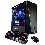 iBUYPOWER Gaming PC Computer Desktop Trace2 9250 (Intel Core i7-9700F 3.0GHz, NVIDIA GeForce GTX 1660 Ti 6GB, 16GB DDR4, 240GB SSD, 1TB HDD, WiFi & Win 10 Home) Black