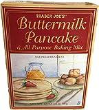 Trader Joe's Buttermilk Pancake & All Purpose Baking Mix 32 oz (Pack of 3)