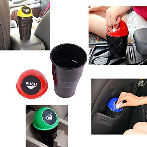 Mini Car Dustbin