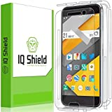 IQ Shield LiQuidSkin Full Body Skin + Full Coverage Screen Protector for HTC 10 (One M10) HD Clear Anti-Bubble Film