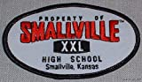 Property of SMALLVILLE High School Embroidered PATCH by Smallville