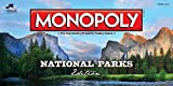 Monopoly National Parks Edition Board Game | Themed National Park Game | Buy, Sell & Trade Iconic...