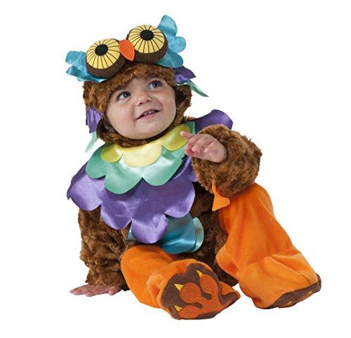 Rubie's Costume Co Baby's Night Owl Costume, Multi