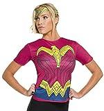 Rubie's Women's Batman V Superman: Dawn of Justice Wonder Woman Costume Top