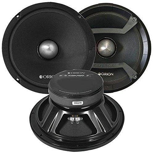 ORION CM65 - 6 1/2' Speakers Midrange Pair W/ Grills Orion Cobalt