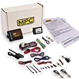 MPC Complete 1-Button Remote Start Kit for 2007-2009 Toyota FJ Cruiser - Includes Bypass and (2) Extended Range Remotes