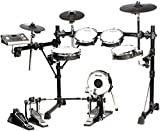 Pintech PDK1000 Electronic Drum Kit Silver Vein