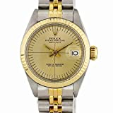 Product review of Rolex Datejust Automatic-self-Wind Womens Watch 6917 (Certified Pre-Owned)