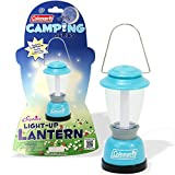 Aqua Coleman Doll Lantern Accessory by Sophia's, Perfect for the 18 Inch Camping American Girl Dolls & More! Doll Sized Lantern in Aqua Licensed By Coleman, Doll Items of 18 Inch Doll