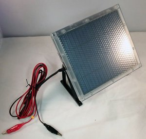 12-Volt Solar Panel Charger for 12V 3.4Ah Toro Lawn mower # 106-8397 Battery