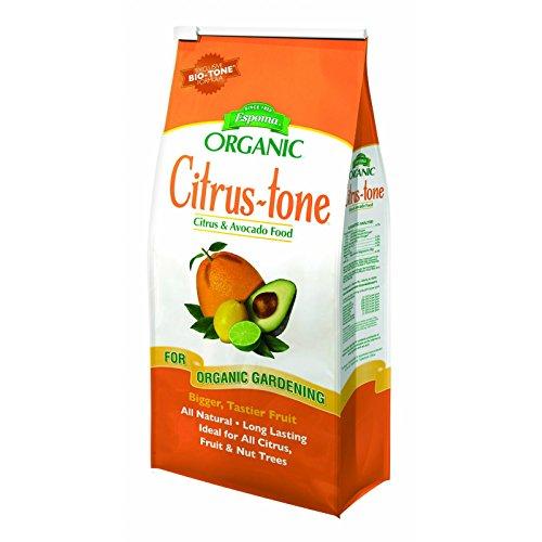 Espoma Citrus-tone fertlizer