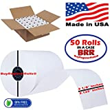3 1 8 x 230 Thermal Receipt Paper POS Cash Register 50 Rolls BPA Free Made in USA From BuyRegisterRolls