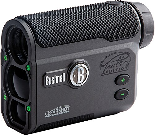 Bushnell 202442 The Truth ARC 4x20mm Bowhunting Laser Rangefinder with Clear Shot