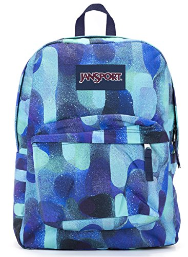 Jansport Superbreak Backpack (multi Lava Lamp)