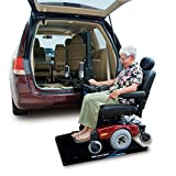 Harmar Mobility Upgraded AL600 Scooter & Wheelchair Hybrid Platform Lift with Mounting Kit & Wiring Harness