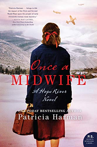 Once a Midwife: A Hope River Novel by [Harman, Patricia]