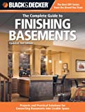 Black & Decker The Complete Guide to Finishing Basements (Black & Decker Complete Guide)