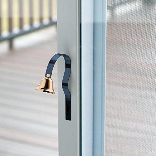 Bingpet Dog Tinkle Bell Pet Doorbell Hanging Brass For Housebreaking