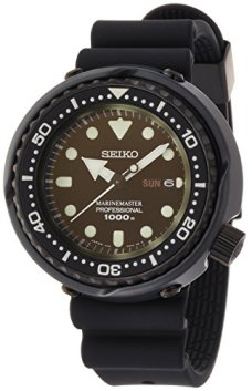 Seiko Prospex Marine Master Diver Quartz Sapphire Glass 1000m Diver SBBN025 Men's Watch (Japan Domestic Genuine Products)