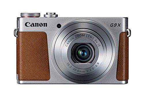 Canon PowerShot G9 X Digital Camera