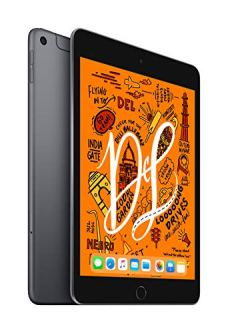 2019-Apple-iPad-Mini-with-A12-Bionic-chip-79-inch201-cm-WiFi-Cellular-256GB-Space-Grey-5th-Generation