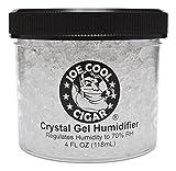 Joe Cool Cigar Crystal Gel Humidifier for Cigar Humidors - 4oz Jar
