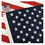 American Flag: 100% Made in USA Certified by Grace...