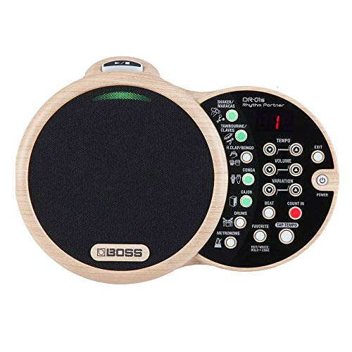 Boss-DR-01S-Rhythm-Partner-Acoustic-Music-Rhythm-Machine-with-1-Year-EverythingMusic-Extended-Warranty-Free
