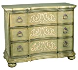 Product review for Weathered Verde Argent 34In. Height Chest
