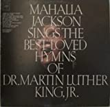sings the best-loved hymns of dr. martin luther king, jr. LP