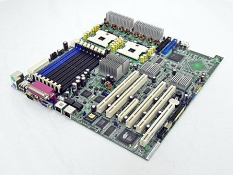 ASUS NCL-D INTEL E7520 Dual Socket-604 XEON DDR2 Extended ATX Server Motherboard with Onboard Video/Dual GIGALAN