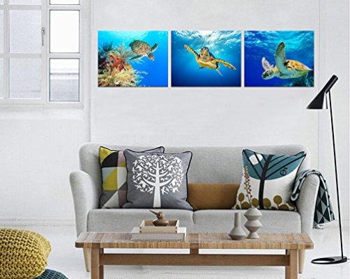 Top 10 Best Underwater Wall Decor - Top Reviews | No Place Called Home