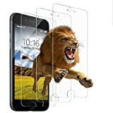 iPhone 6s Screen Protector,iPhone 6 Screen Protector,Yoyamo 3 PACK Clear Tempered Glass Screen Protector 3D Touch Screen Protection Case for iPhone 6s ,iPhone 6