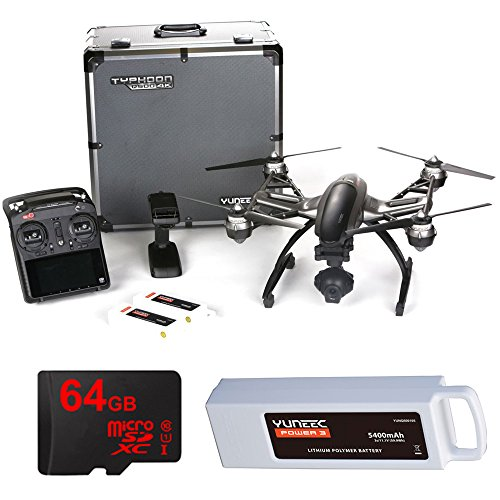 Yuneec Typhoon Q500 4K Quadcopter with...