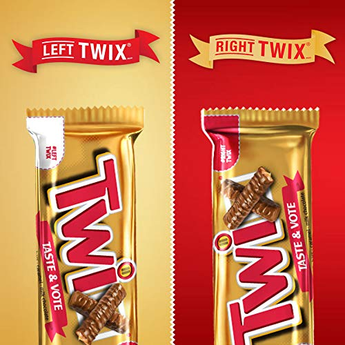 Left And Right Twix